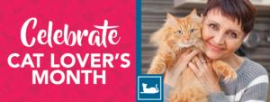 Cat Lovers' Month | Crossroads Animal Hospital