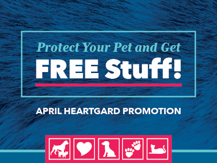 Protect Your Pet and Get FREE Stuff!